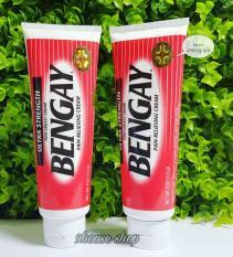 1 tuýp Bengay ultra strength loại 113g của Mỹ (date 4/2019)