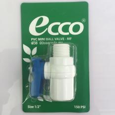 Van khống chế Ecco 2 đầu răng M/F