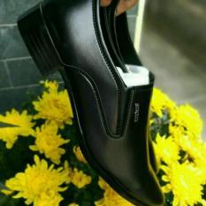 Giày tây nam trơn bán chạy – TẶNG 2 MIẾNG LÓT QUẾ – Sale giá sỉ giày công sở nam thời trang cao cấp thích hợp với các bộ quần tây áo sơ mi