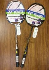 bộ 2 cây vợt yonex cước (tặng kèm 2 túi đựng vơt)