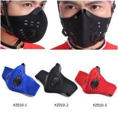 Khẩu Trang Đạp Xe Chống Bụi Đeo Qua Gáy PM 2.5 (Kho HCM)