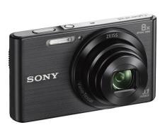 Máy ảnh Sony Cybershot DSC-W830 Đen kèm thẻ 16gb bao đựng máy