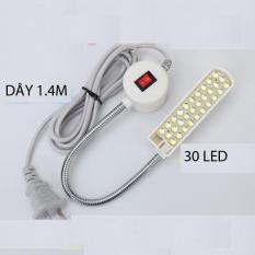 Đèn học LED 30 bóng đế nam châm