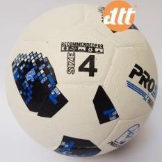 Quả Bóng đá bơm hơi da số 4 Prostar – ĐỒ TẬP TỐT tặng kim bơm bóng và lưới đựng