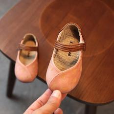 Giày Da Sành Điệu Cho Bé Yêu