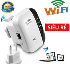 Thiết bị kích sóng Wifi tốc độ cao Wifi Repeater Wireless-N tốc độ 300 Mbps