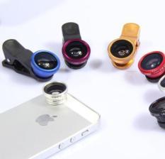 Lens chụp ảnh cho điện thoại (giao màu ngẫu nhiên)