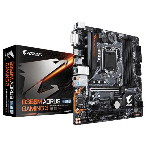 Mua Mainboard Gigabyte B360M Aorus Gaming 3 ở đâu tốt?