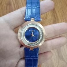 Đồng hồ nữ GUOU đá chạy thời trang GR-G0461