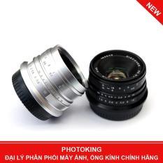Ống kính Discover HD MC 25mm F/1.8 Manual Focus Lens (Fuji X mount)