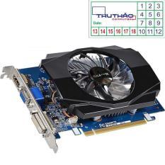 CARD MÀN HÌNH VGA GIGA GT630 GV-N630/2GB/DDR3/128 bit