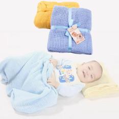 Chăn chống ngạt, chăn lưới cho em bé (100x150cm)