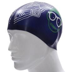 Mũ bơi Yingfa cao su họa tiết sần C0069 có nhiều màu