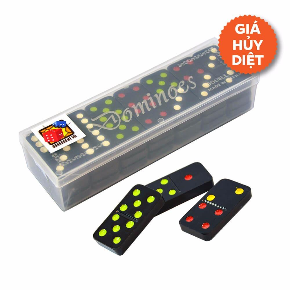 Cờ Domino Hàng Cao Cấp đen