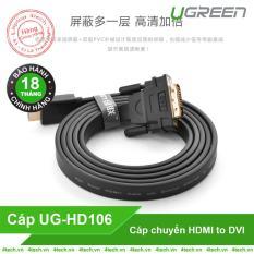 Cáp chuyển đổi HDMI to DVI dài 1.5m Ugreen 11150.