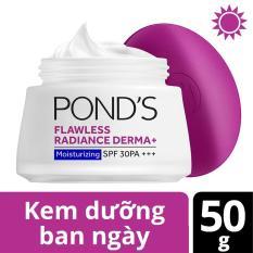 Kem dưỡng trắng da ban ngày Pond's Flawless Radiance Derma+ 50g
