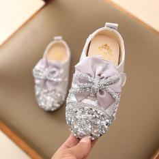 Kiểu Hàn Quốc Kim Sa Cô Gái Giày Tods Giày Nhỏ