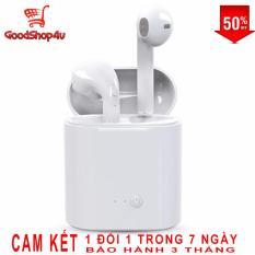[RẺ HỦY DIỆT] Tai Nghe Bluetooth i7S TWS, Tai nghe Bluetooth không dây i7S TWS, Tai nghe không dây, tai nghe giá rẻ, tai nghe bluetooth không dây, tai nghe bluetooth cho Iphone, oppo, xiaomi, samsung… [GoodShop4u]