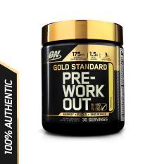 Vì sao mua Thực phẩm bổ sung năng lượng ON Gold Pre-Workout 300g vị Pineapple