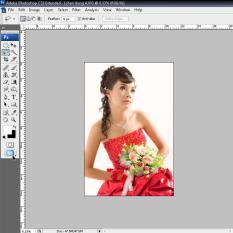 Đĩa DVD Giáo trình chỉnh sửa ảnh cưới Photoshop Dương Trung Hiếu