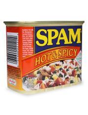 Thịt Hormel Spam Hot & Spicy Hộp 340 G