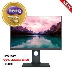 [NEW] Màn hình BenQ SW240 24 inch 24inch 99% Adobe RGB chuyên Đồ họa, Xử lý ảnh dành cho Photographer (Photo Editing)