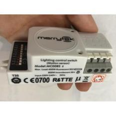 Công tắc cảm biến radar vi sóng MC008S tùy chỉnh chính xác