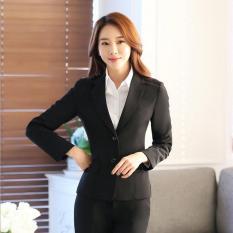 Áo vest nữ cao cấp Linh Chi (Đen)