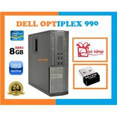 Máy tính Dell optiplex 990 Core i7 / RAM 8GB / HDD 500GB – Hàng nhập khẩu CM 990