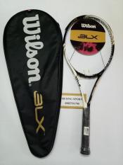 Vợt tennis Wilson 272g(vợt tập luyện tặng cước căng vợt và cuốn cán )- ảnh thật sản phẩm