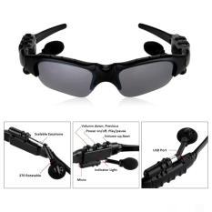 Mắt kính bluetooth Sunglasses nghe gọi cực kỳ tiện dụng – Mắt kính kiêm tai nghe không dây, tai nghe bluetooth
