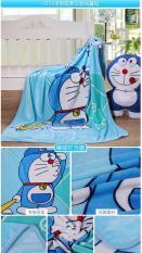 Mền hoạt hình doremon, kitty cho bé hot 2018