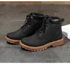 Giày Boot Da Nam Thời Trang SACAS SC062