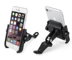 Giá điện thoại gắn chân kính xe máy