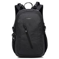 balo laptop thời trang coolbell 3309 15.6′ màu đen