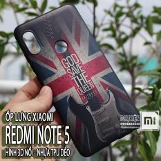 [15 mẫu] Ốp lưng hình 3D Xiaomi Redmi Note 5 / Note 5 Pro , nhựa TPU dẻo Đang Bán Tại Phụ kiện Mi