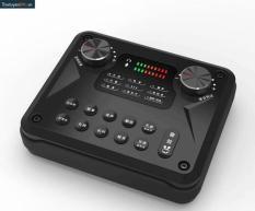 Sound card thu âm auto tune T8 PRO H2 pro