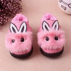 Giày ấm mùa đông hình thỏ cho gái yêu -BC067-03