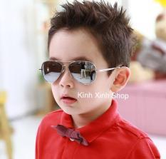 Kính râm Thời trang sành điệu trẻ em (BẠC)