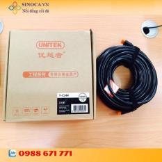 Chỗ bán Cáp HDMI Unitek 20M YC 144 (Đen)