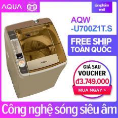 Máy giặt AQUA AQW-U700Z1T N 7kg – Hàng phân phối chính hãng