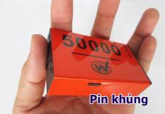 Pin Khủng Cho ĐT K60, hàng zin LK loại tốt