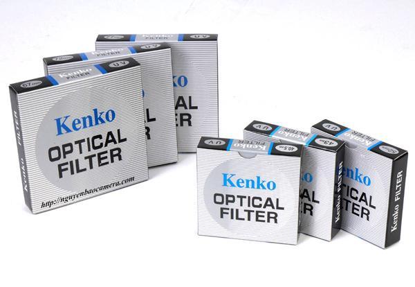 Filter Kenko UV cho lens máy ảnh giá rẻ nhiều size