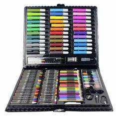 Bộ bút sáp màu 150 chi tiết có hộp cao cấp, bo but sap mau 150 chi tiet cao cap