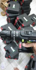 Máy Khoan Pin 21V 3 Chức Năng Có Búa VOTO