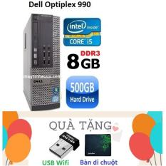 Đồng Bộ Dell Optiplex 990 Core i5 2400 / 8G / 500G – Tặng USB Wifi , Bàn di chuột , Bảo hành 24 tháng