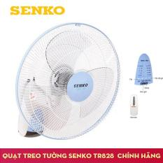 Quạt treo tường Senko TR-828 (Xanh dương)