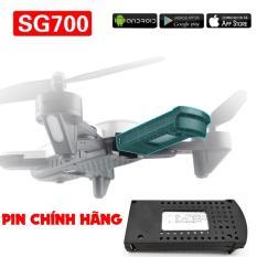 Pin Flycam SG700, Pin dự phòng chuyên dụng của dòng Flycam phiên bản 2018 SG700 – 900mAh, 3,7V