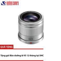Lens Panasonic Lumix G 42.5mm f/1.7 ASPH Power OIS Hàng Chính Hãng