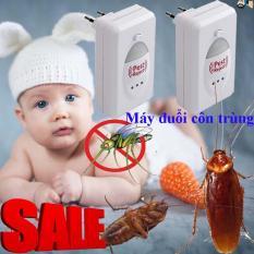 Thiết Bị Đuổi Ruồi Muỗi.Máy Xua Đuổi Côn Trùng Pest Reject Cao Cấp Hiệu Quả Thế Hệ Mới Có Thể Đuổi Mọi Loại Côn Trùng Đáng Ghét Như.Muỗi+Ruồi+Gián.Bh 1 Đổi 1.Giá Sale(-50%)Ms56
